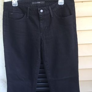 Black Joe's Jeans bling back pockets W30 HONEY
